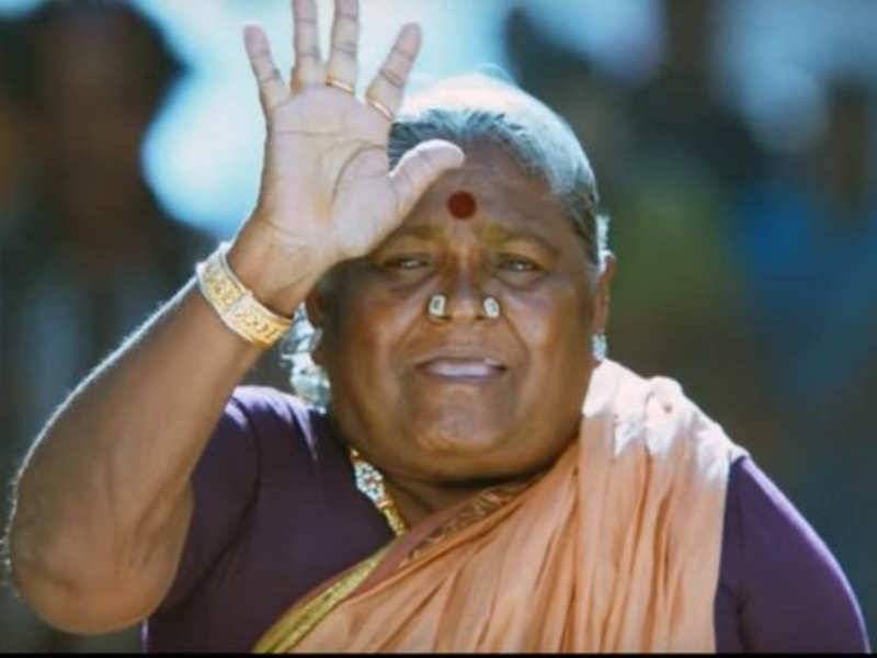 Veteran playback singer and actor Paravai Muniyamma passed away due to age-related illness