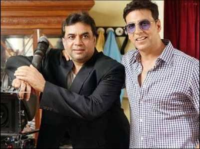 Paresh is proud of Akki as he gives Rs 25 cr