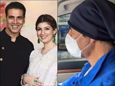 Akki takes his wife to hospital - watch
