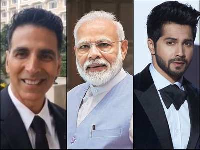 Stars who contributed to PM Modi's CARES fund