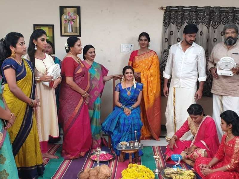Kalyana Parisu 2 goes off-air; Actress Srithika Sri thanks fans for the love