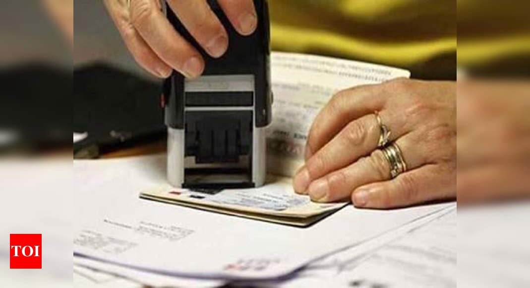H1b Visa Us Reaches H 1b Cap Of 65 000 For 2021 International Business News Times Of India