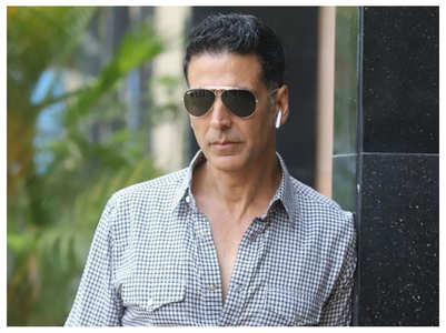 Akshay Kumar on his Rs 25 crore donation