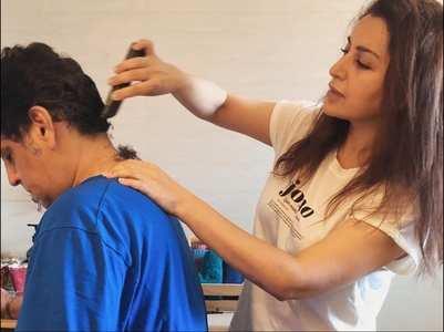 Tisca Chopra follows Virushka's footsteps