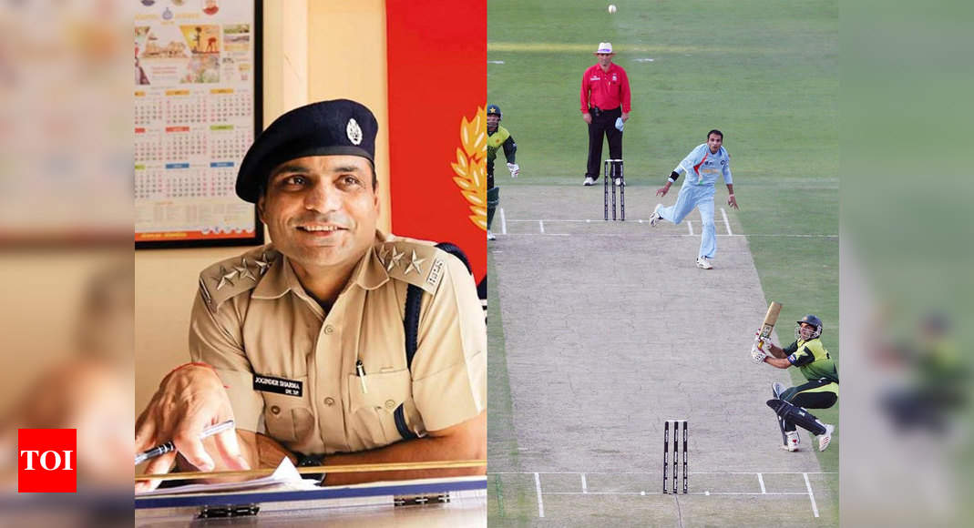 Joginder Sharma: The 2007 World T20 final hero who is a front line warrior against Coronavirus thumbnail