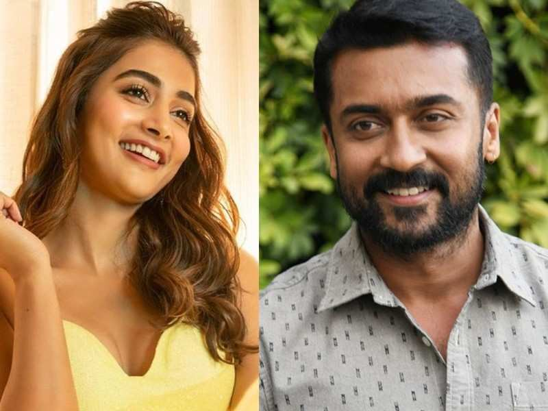 Pooja Hegde to make her comeback to Kollywood with Suriya's 'Aruvaa'?