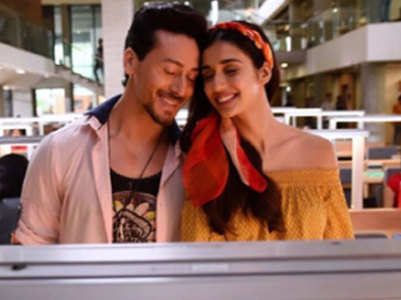 Tiger-Disha celebrate 2 years of 'Baaghi 2'