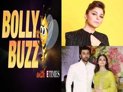 Bolly Buzz: All gossip and news from B-town
