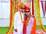 Amit Goenka and Anju Goenka