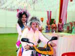 Monika Agarwal and Anuj Agarwal