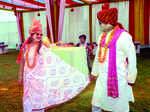 Radhika Mundra and Rakesh Mundra