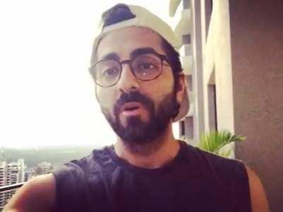 Ayushmann on COVID-19: Gareeb nahi seh payega