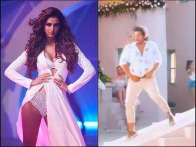Disha impressed by Allu Arjun's dance moves