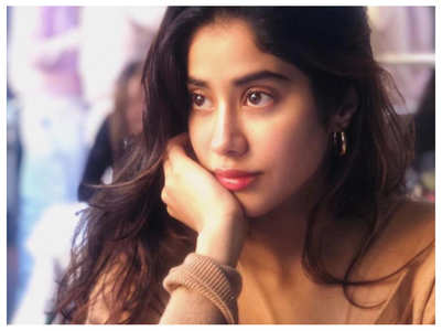 Janhvi Kapoor shares a heartfelt post