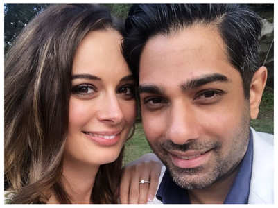 Evelyn on marriage with beau Tushaan Bhindi