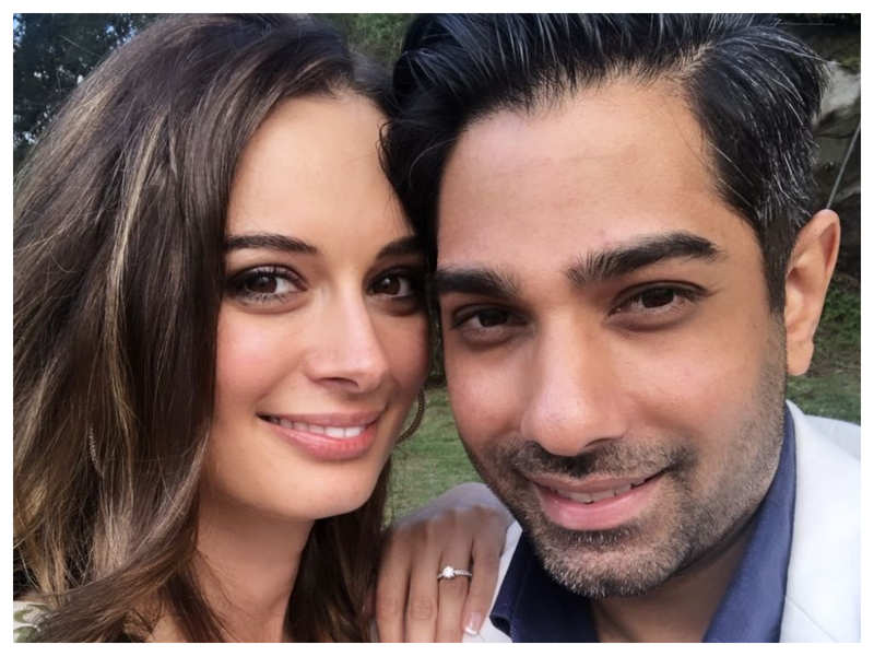 THIS is what Evelyn Sharma has to say about her marriage reports with beau Tushaan Bhindi!