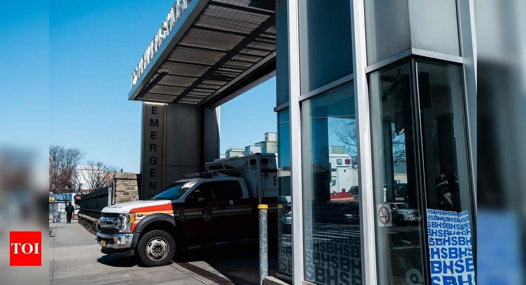 Coronavirus: New York hospital doctor prepares for the worst thumbnail