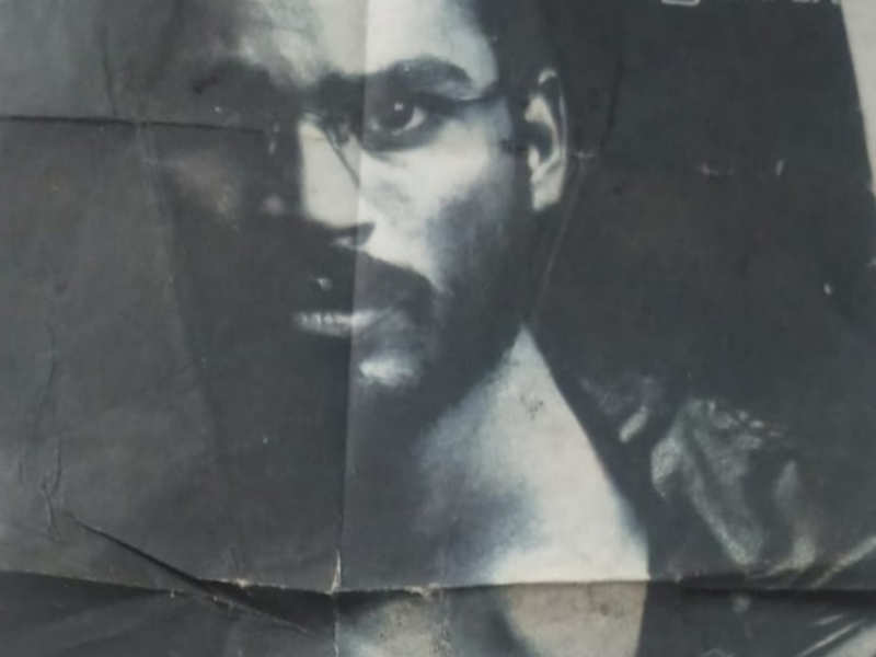 Dhanush's poster from unreleased 'Thirudhan Police' turns viral!