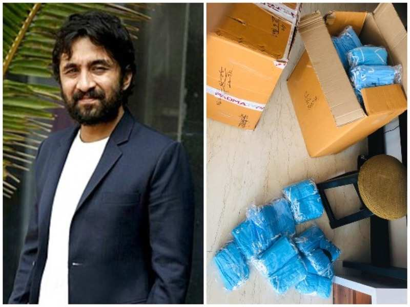 Coronavirus Crisis: Siddhanth Kapoor does his bit for the well-being of the society; details inside