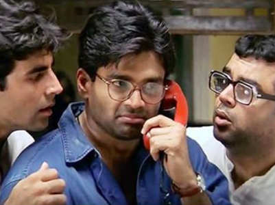 Exclusive! Suniel on 'Hera Pheri' reboot