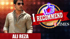 Watch I recommend with ETimes: Ali Reza endorses '21 Days Home workout Challenge'