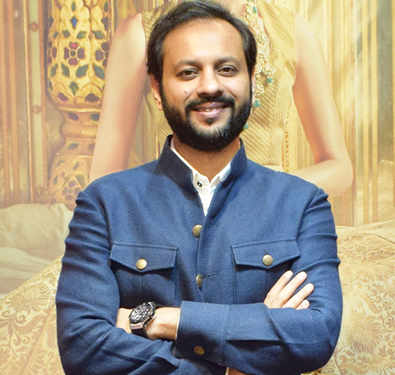 Abhishek Raniwala on infusing traditional art with modern aesthetics