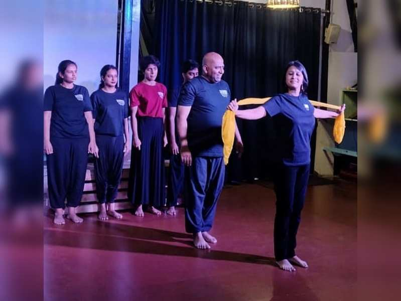 City theatre space shares nuances of playback acting