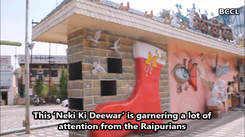 Check out this amazing Neki Ki Deewar