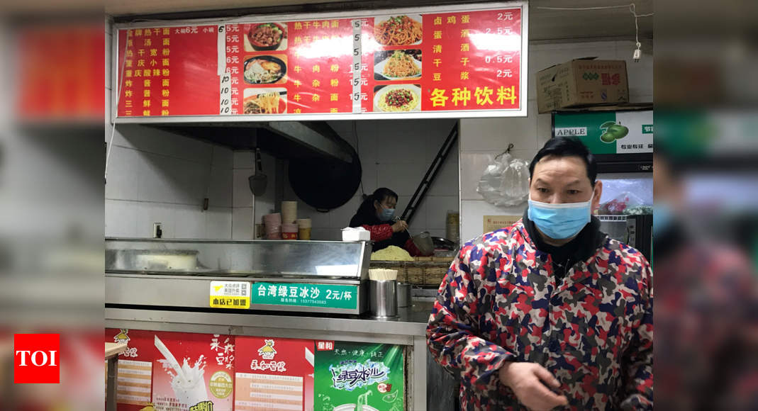 Wuhan's favorite noodles are back as virus-hit city recovers – Times of India