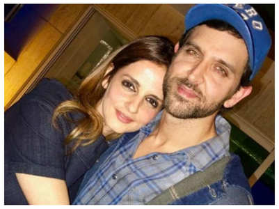 Sussanne Khan on divorce with Hrithik Roshan