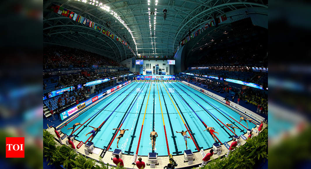 After Olympics moved to 2021, swimming looks for new World ...
