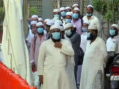 Delhi News: Nizamuddin Markaz cleared, 2,361 evacuated | Delhi ...