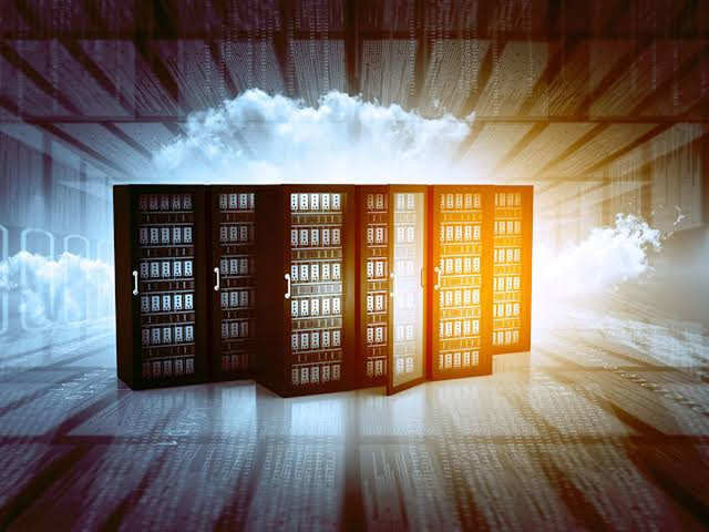 Work & entertainment at home lift demand for data centres