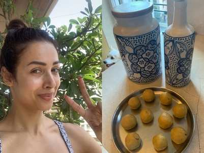 Malaika shares the perks of staying at home