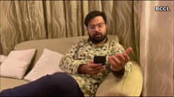 Gharo Main Raho: City poet Azeem Nadeem Khan requests people to stay at home