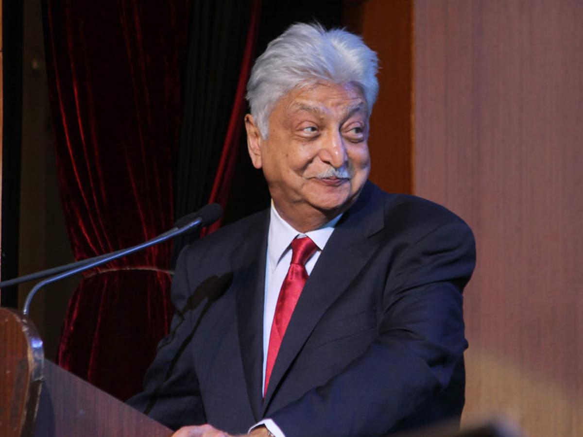 Image result for Azim Premji