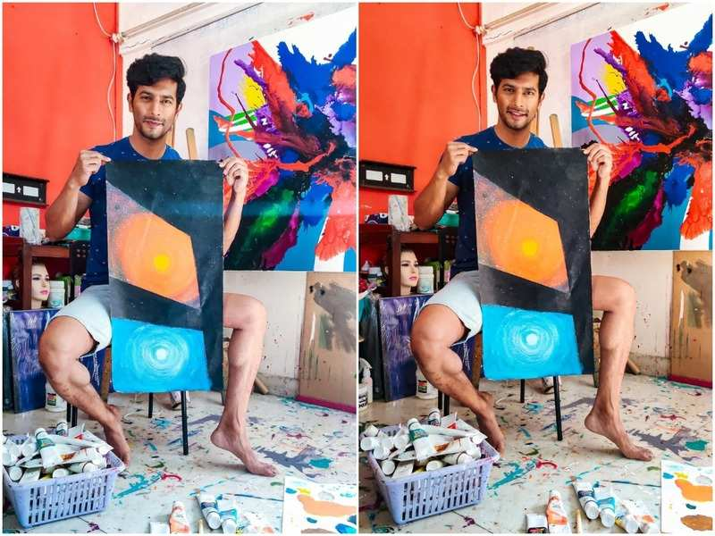 Here's how Tujhse Hai Raabta's Sehban Azim is brushing up his ...