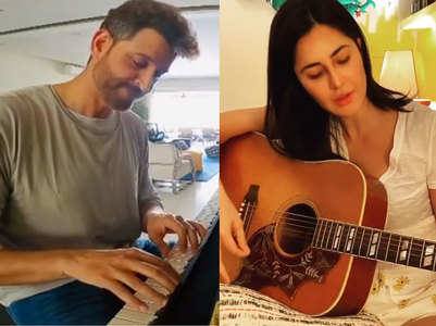 Stars who turned musicians amidst lockdown