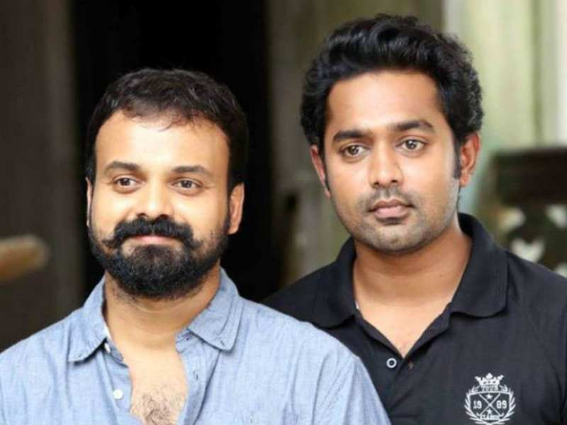 Kunchacko and Asif Ali have fun online