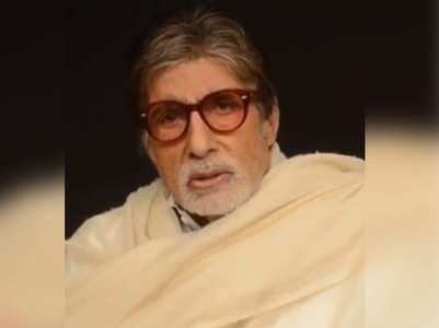"Amitabh MOTIVATES India to ""FIGHT"" COVID-19"