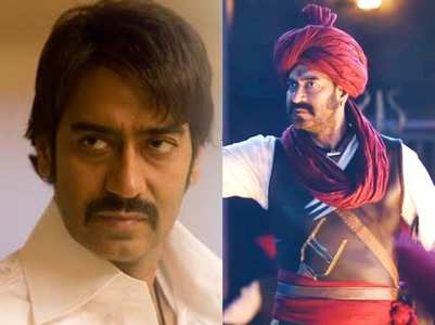 HBD Ajay: Fans pour in wishes for the actor
