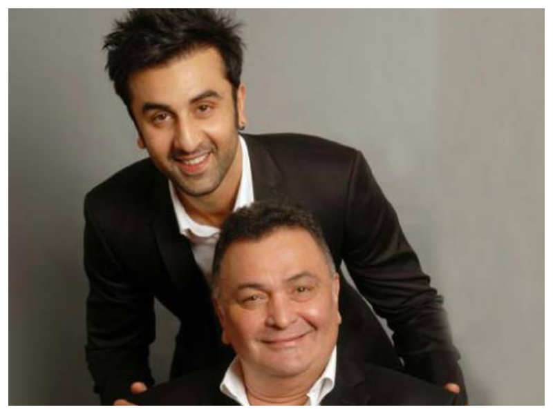 Throwback Thursday: When Rishi Kapoor lost his calm and slapped son Ranbir Kapoor!