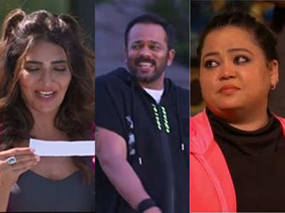 KKK10: Bharti's strict warning to Karishma!