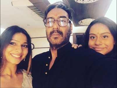 Tanishaa's sweetest b'day wish for Ajay