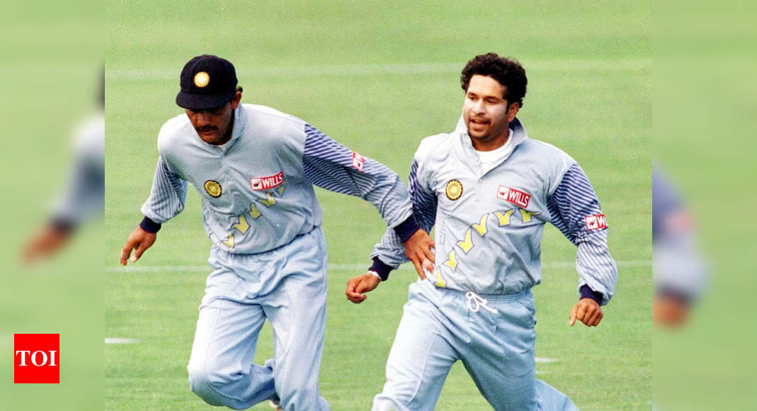 If I fail, I will never come back to you: Sachin Tendulkar to Mohammad Azharuddin thumbnail