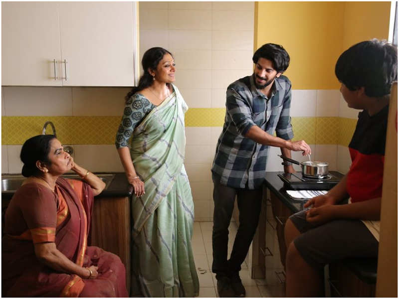 BTS video of 'Varane Avashyamund': This is how Shobana aced the role