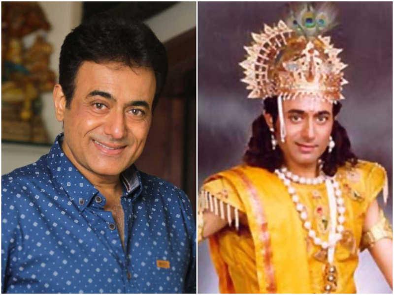 Nitish Bharadwaj: As 'Mahabharat' returns in 2020, Nitish ...