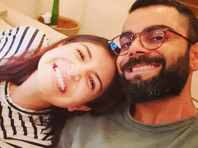 Anushka-Virat get goofy during quarantine