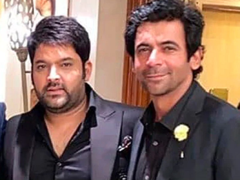 Sunil Grover wishes Kapil Sharma on his birthday; says 'keep giving the world this medicine called laughter'
