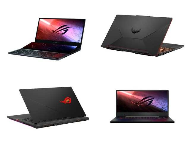 Asus announces 2020 lineup of ROG Zephyrus, Strix and TUF gaming laptops